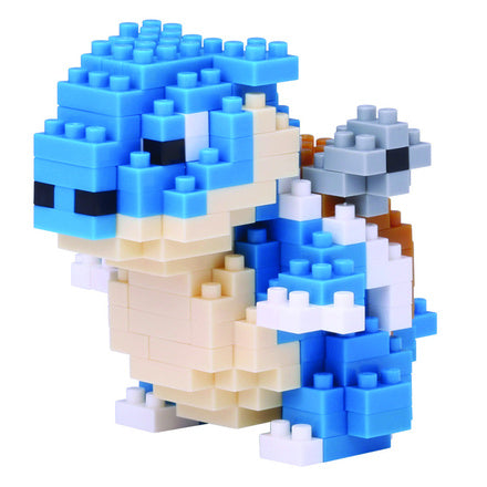 Pokemon Blastoise Nanoblocks