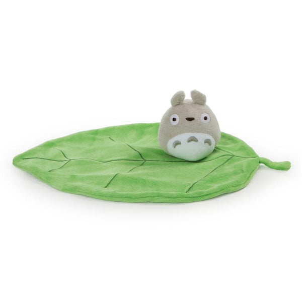 My First Totoro - Lovey with Leaf for Baby
