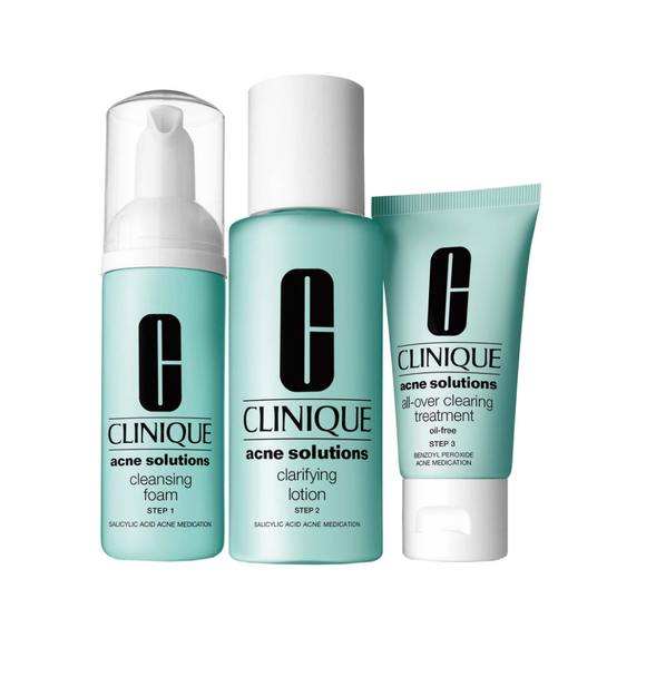 Acne Solutions Clear Skin  Starter Kit