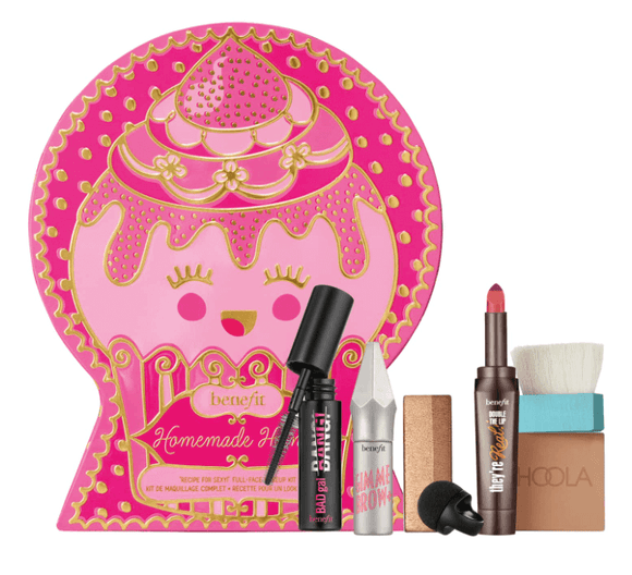 Benefit  Cosmetics Homemade Hotness Set