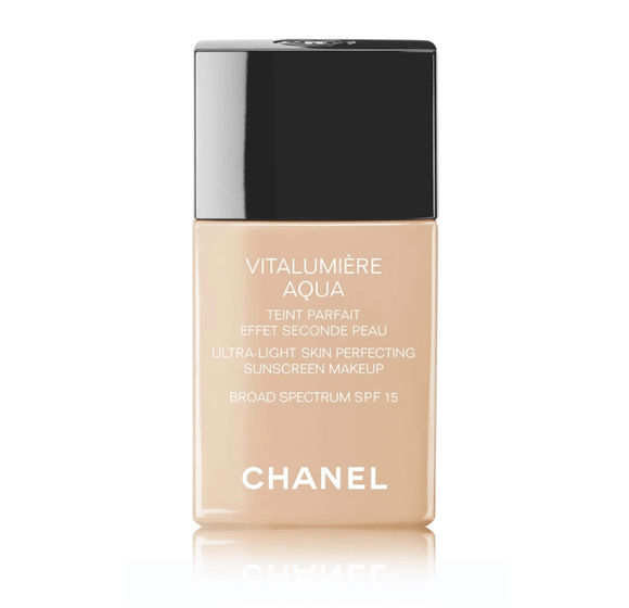 CHANEL Vitalumiere Aqua Ultra-Light Perfecting Makeup Sunscreen