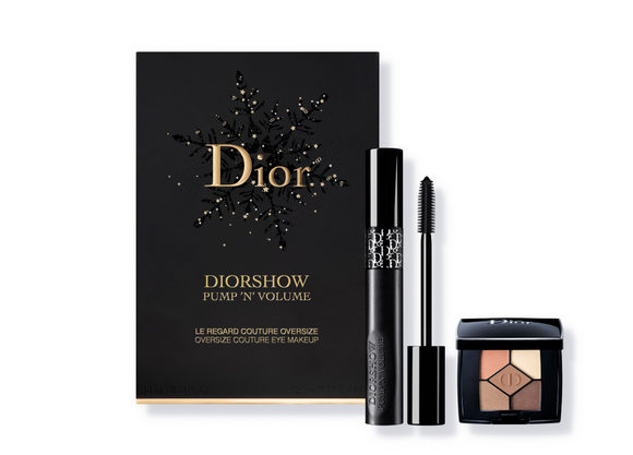 DIOR  'Pump And Volume' makeup gift set