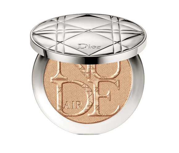 Diorskin Nude Air Luminizer Powder Gold Glow
