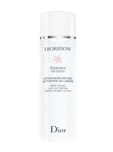 Diorsnow Brightening Light-Activating Lotion