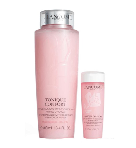 LANCOME Tonique Confort Re-Hydrating Toner Duo