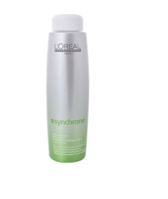 L'Oreal Synchrone  Lotion for Coloured Hair