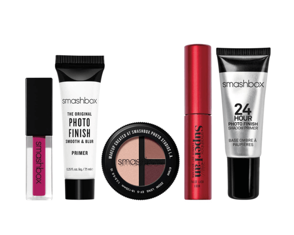 SMASHBOX Try-Me Fan Faves Set