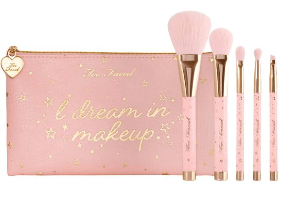 Too Faced Cosmetics Dreams Brush Set