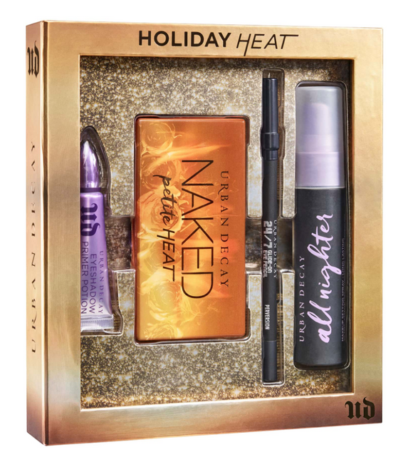 URBAN DECAY Holiday Heat Set