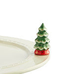 Nora Fleming O Tannenbaum Christmas Tree Mini