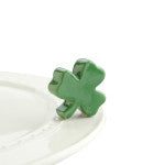 Nora Fleming Irish at Heart (Shamrock) Mini