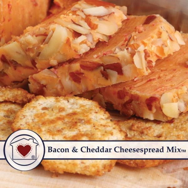 Bacon and Cheddar Cheesespread Mix