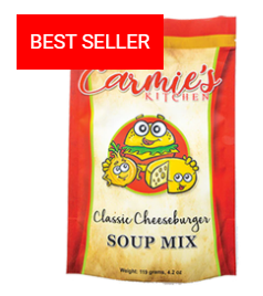 Carmie's Classic Cheeseburger Soup Mix