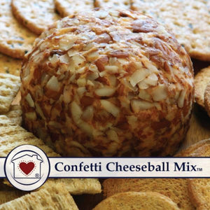 Confetti Cheeseball Mix