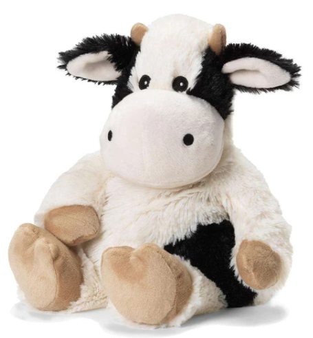Warmies Black and White Cow (Cow3)
