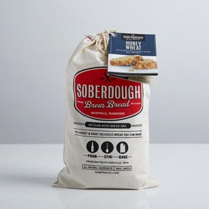 Soberdough Honey Wheat Brew Bread