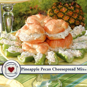 Pineapple Pecan Dip Mix