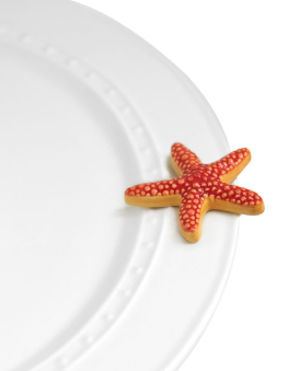 Nora Fleming Sea Star Starfish Mini