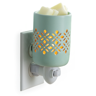 Soft Mint Pluggable Fragrance Warmer
