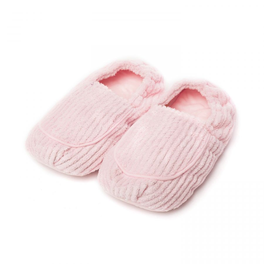 Warmies Spa Therapy Slippers - Pink
