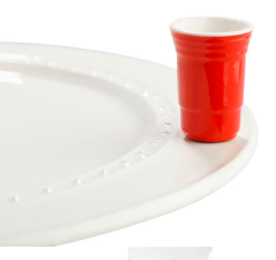 Nora Fleming Fill Me Up Red Solo Cup Mini A 144