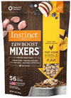 Nature's Variety Instinct Raw Boost Mixers Grain Free Freeze-Dried Raw Chicken Dog Food Topper