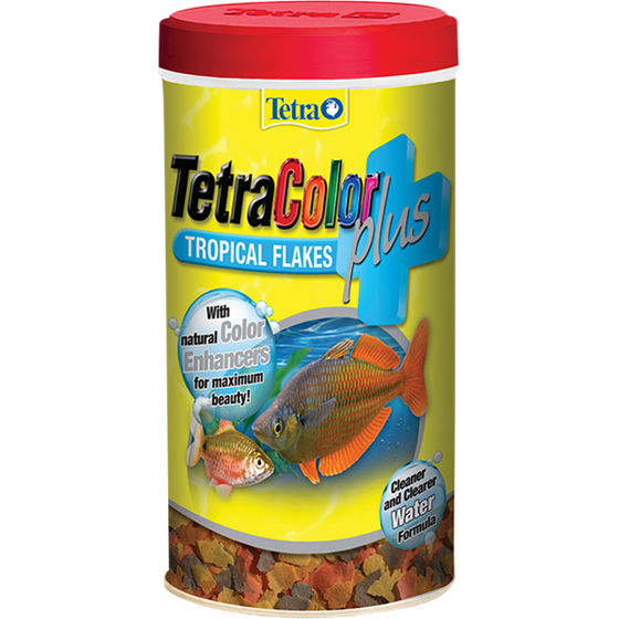TetraColor Plus Tropical Flakes
