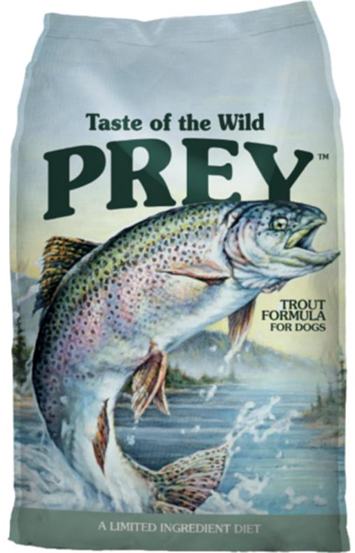 Taste Of The Wild Prey Trout Limited Ingredient Dry Dog Food