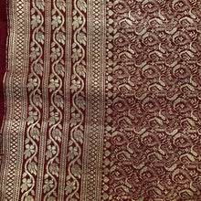 Vintage Banarasi Saree 107 - Vintage India NYC