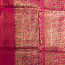 Vintage Banarasi Saree 108 - Vintage India NYC