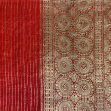 Vintage Banarasi Saree 206 - Vintage India NYC