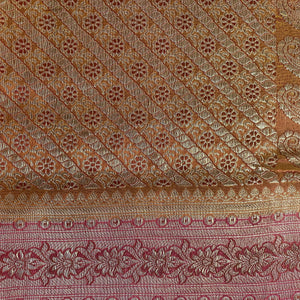 Vintage Banarasi Saree 221 - Vintage India NYC
