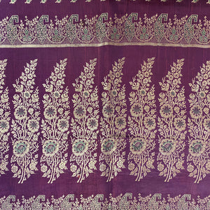 Vintage Banarasi Saree 222 - Vintage India NYC