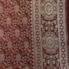 Vintage Banarasi Saree 224 - Vintage India NYC