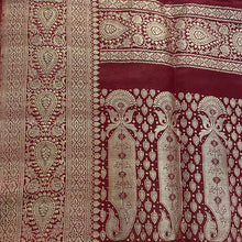 Vintage Banarasi Saree 233 - Vintage India NYC
