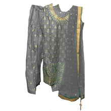 DT Salwar Set- 2 colors -Size 44+ - Vintage India NYC