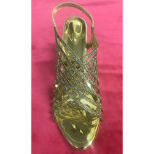 DT Gold Sandals4 - Vintage India NYC