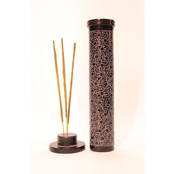 Rx Stone Incense Tower