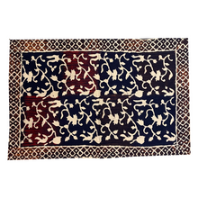 Navy Blue Pillow Covers - Vintage India NYC