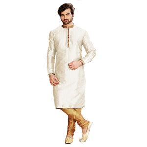 MJ Cream Kurta Set