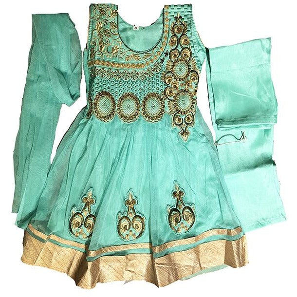 MJ Girls Anarkali Set