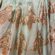 SH Brocade Lehengas-4 Colors - Vintage India NYC