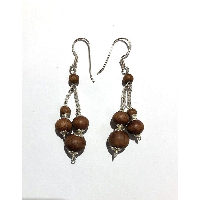 VD Sandalwood Earrings