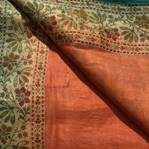 VM Tussar Silk Saree 5