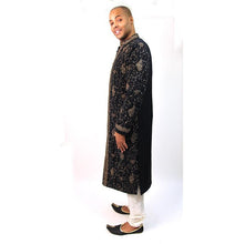 Black & Gold Sherwani