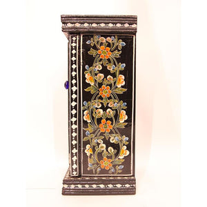AE Wooden Hand Painted Cabinet 135