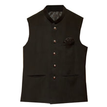 Plain Nehru Vest-3 Colors - Vintage India NYC