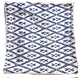 JM Cotton Blockprint Pillow Covers