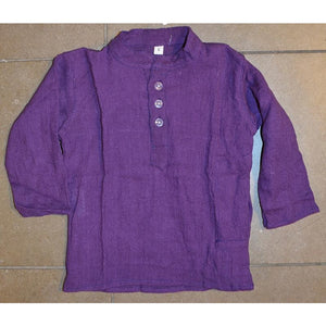 Kids Organic cotton kurta - Vintage India NYC