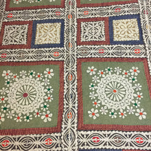 Hand made Cutout Bedcover 6 - Vintage India NYC